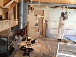 Demolition At A Drug Lab Operation House-Mayken In The News