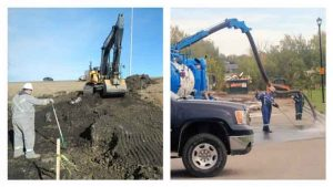Our hazardous materials services - Tractor Trucks And Equipment Services Disposing Of Hazardous Waste